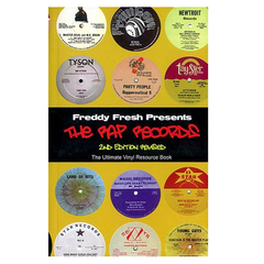 Freddy Fresh The Rap Records Book (2nd Edition)