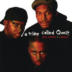 A Tribe Called Quest - Hits Rarities & Remixes 2LP