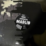 Madlib - Rock Konducta Part Two LP