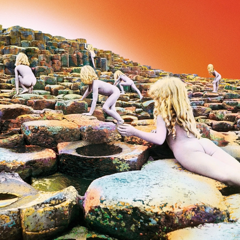 Led Zeppelin - Houses of the Holy LP (180g remastered gatefold)
