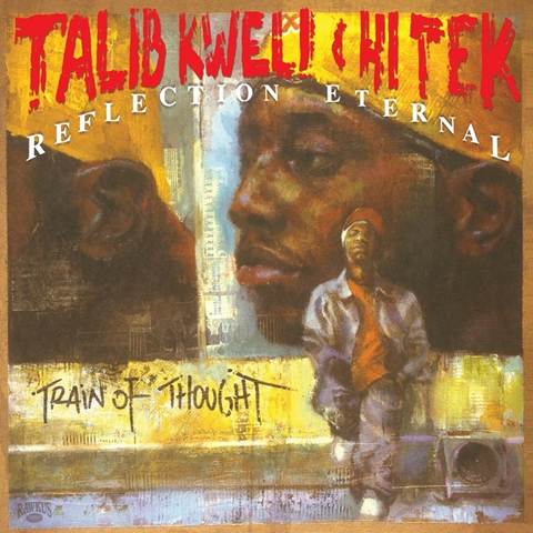 Talib Kweli and Hi-Tek - Reflection Eternal 2LP