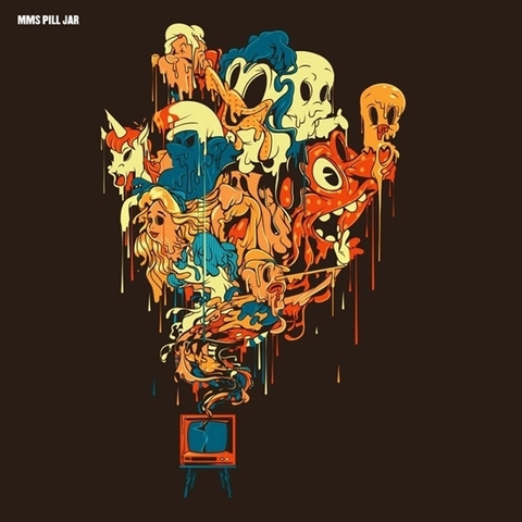 Madlib - Pill Jar LP