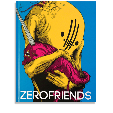 Zero Friends Book