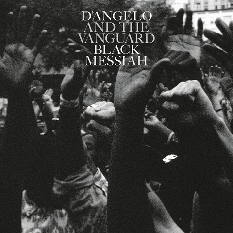 D'Angelo and the Vanguard - Black Messiah 2LP
