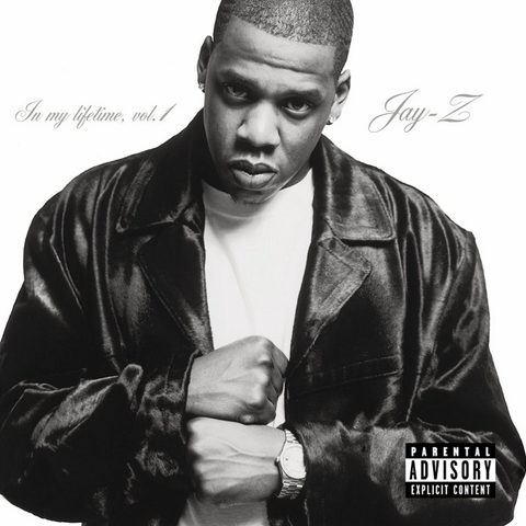 Jay-Z - In My Lifetime Vol.1 2LP