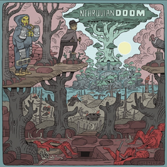 Bishop Nehru and MF Doom - Nehruvian Doom LP