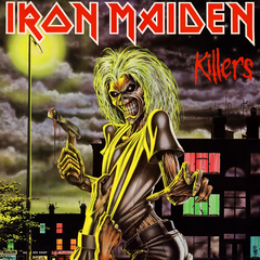 Iron Maiden - Killers LP (180g)