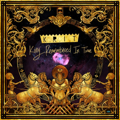 Big K.R.I.T. - King Remembered In Time 2LP