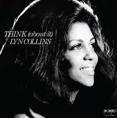 Lyn Collins - Think (About It) LP + 7-Inch + Poster