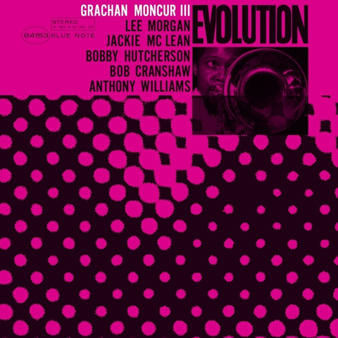Grachan Moncur III - Evolution LP