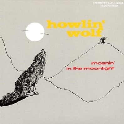 Howlin' Wolf - Moanin' In The Moonlight LP (180g)