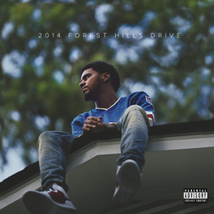 J. Cole - 2014 Forest Hills Drive 2LP + Download