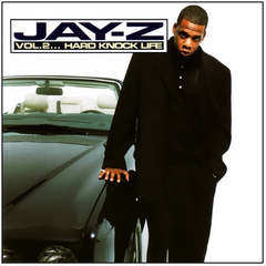 Jay-Z - Vol. 2 ... Hard Knock Life 2LP
