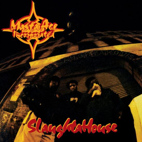 Masta Ace - Slaughtahouse 2LP