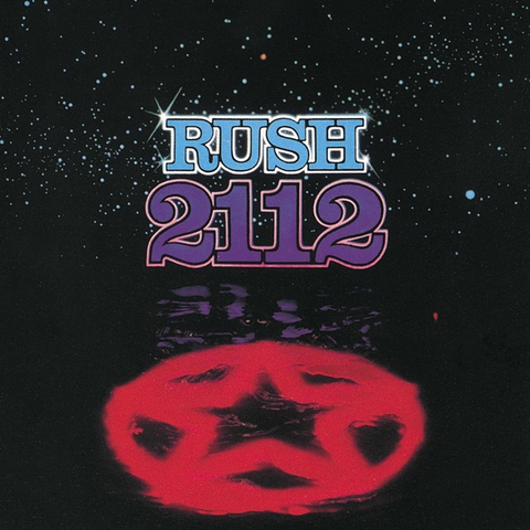 Rush - 2112 LP (Hologram Edition, 200 Gram, Download)
