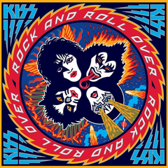 Kiss - Rock And Roll Over LP (180g Audiophile Remastered)
