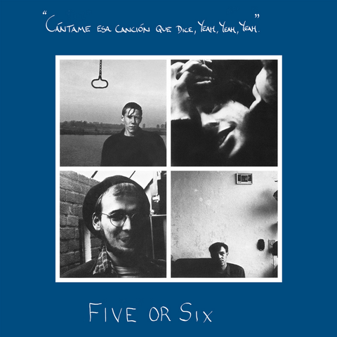 Five Or Six - Cántame Esa Canción Que Dice, Yeah, Yeah, Yeah LP