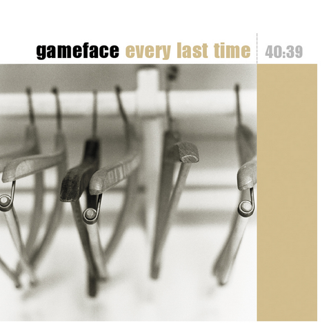 Gameface - Every Last Time LP