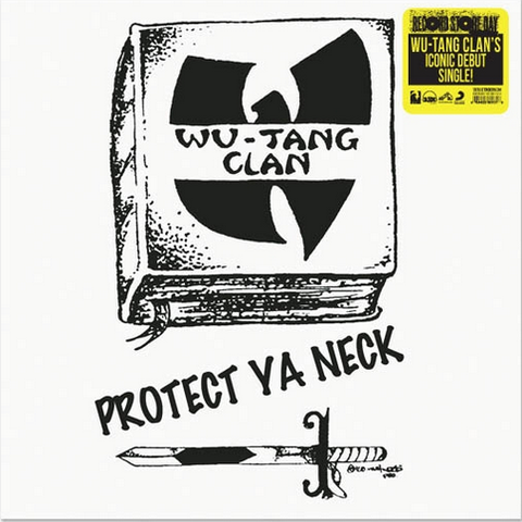 Wu-Tang Clan - Protect Ya Neck / Method Man Split Color 12-Inch