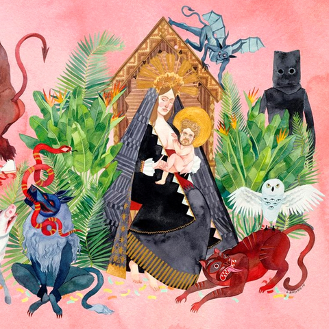 Father John Misty - I Love You Honeybear 2LP + Download