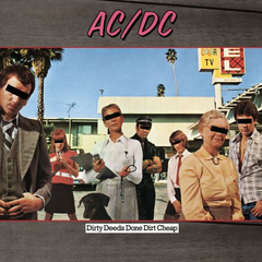 AC/DC - Dirty Deeds Done Dirt Cheap LP (180g)