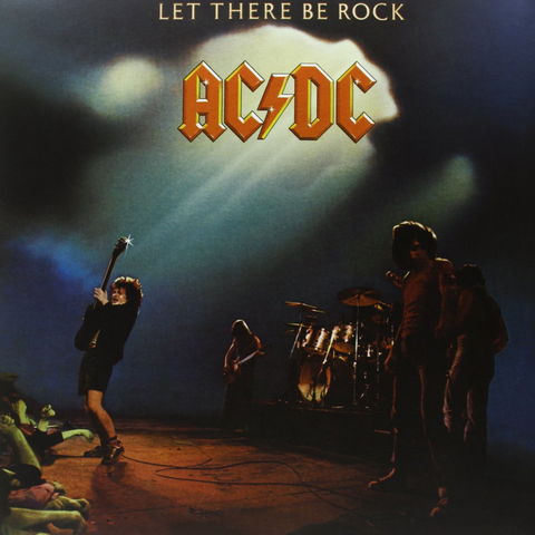 AC/DC - Let There Be Rock LP (180g)