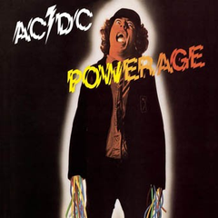 AC/DC - Powerage LP (180g)