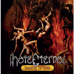 Hate Eternal - Conquering The Throne LP