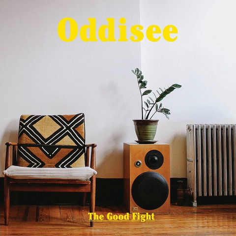 Oddisee - The Good Fight LP
