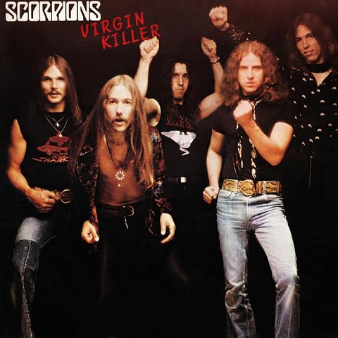 Scorpions - Virgin Killer LP (180g Audiophile)