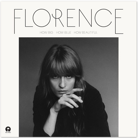 Florence And The Machine - How Big, How Blue, How Beautiful 2LP