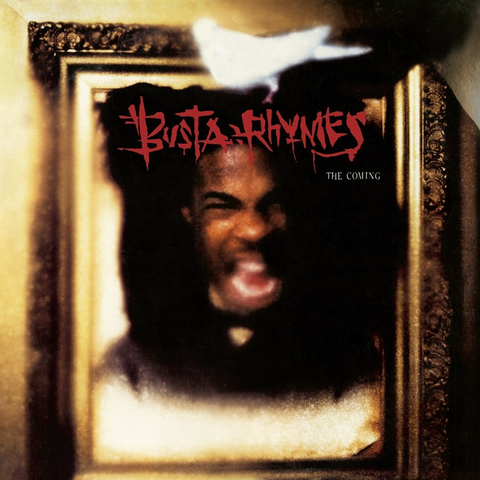Busta Rhymes - The Coming 2LP