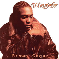 D'Angelo- Brown Sugar 20th Anniversary 2LP (White Vinyl)