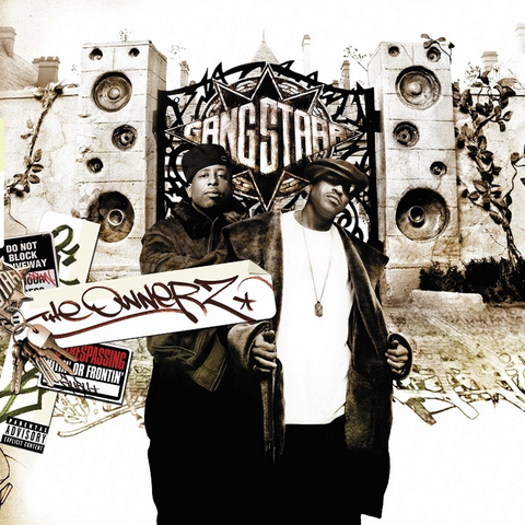 Gang Starr - The Ownerz 3LP