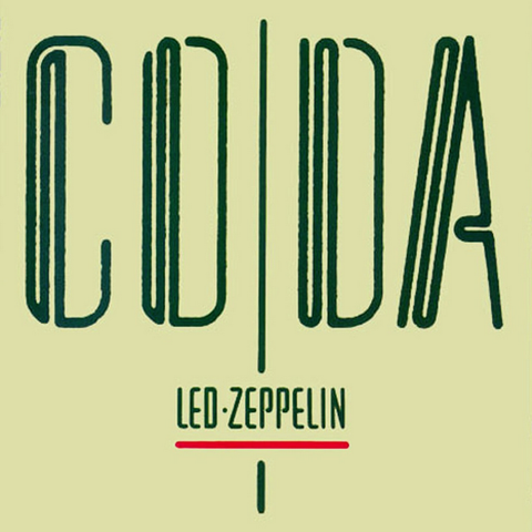 Led Zeppelin - Coda LP (180g)