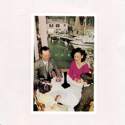 Led Zeppelin - Presence LP (180g)