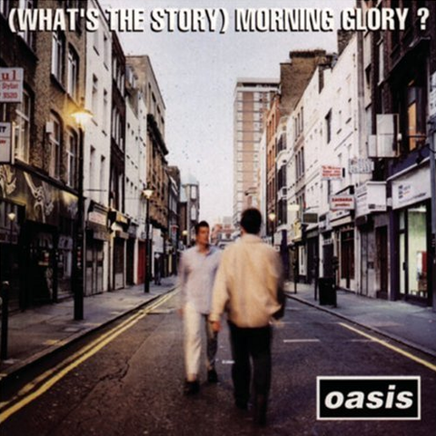 Oasis - (What's The Story) Morning Glory? 2LP