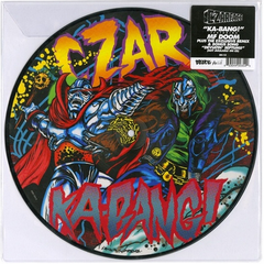 Czarface feat MF Doom - Ka Bang 10-Inch Picture Disc