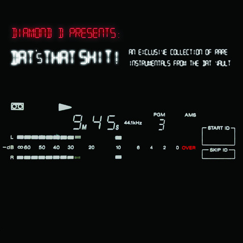 Diamond D. - Dat's That Shit LP