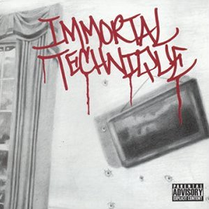 Immortal Technique - Revolutionary Vol. 2 2LP