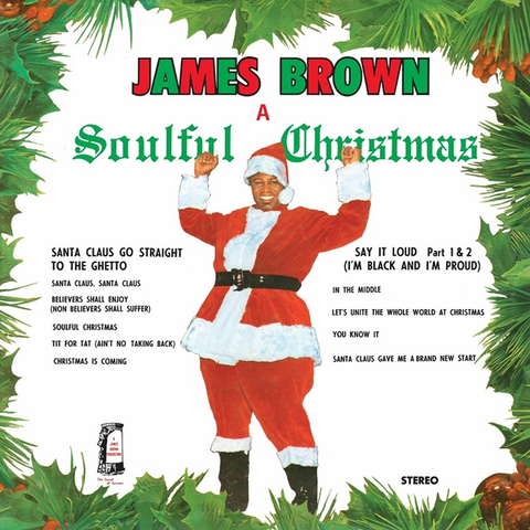 James Brown - Soulful Christmas LP