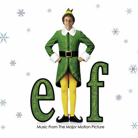 Elf - Soundtrack LP