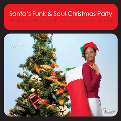 Santa's Funk & Soul Christmas Party 2 LP