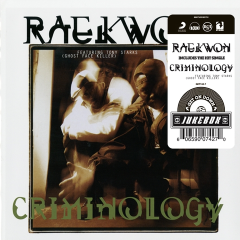 Raekwon - Criminology / Glaciers 7-Inch