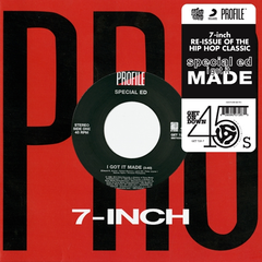 Special Ed - I Got It Made 7-Inch