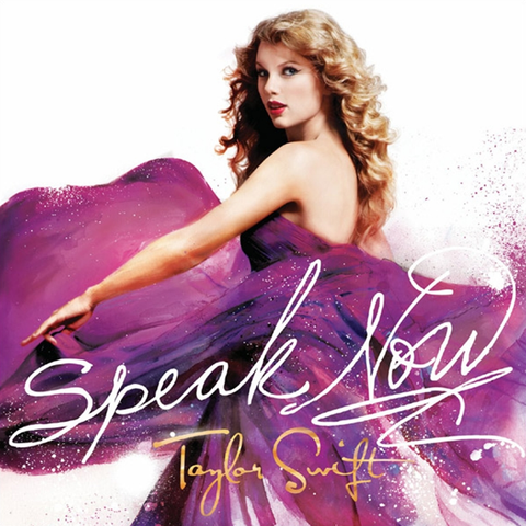 Taylor Swift - Speak Now 2LP