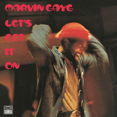 Marvin Gaye - Let's Get It On LP (180g)