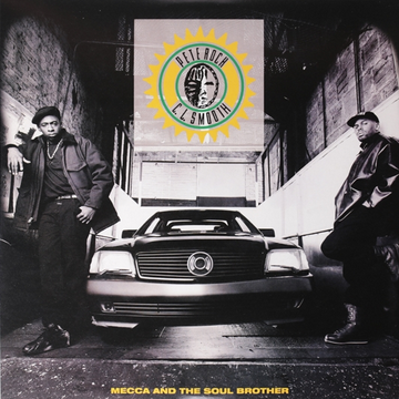 Pete Rock & CL Smooth - Mecca And The Soul Brother 2LP