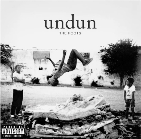The Roots - Undun 2LP