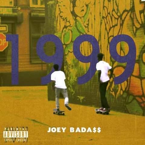Joey Bada$$ - 1999 2LP (Clear Vinyl)